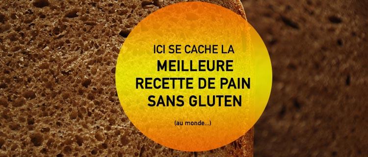 Voici ma recette secr te de pain sans gluten lo c - Faire du pain sans gluten ...