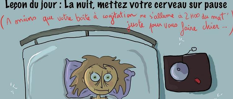 3 actions prendre contre l 39 insomnie lo c ternisien - Trouble du sommeil que faire ...