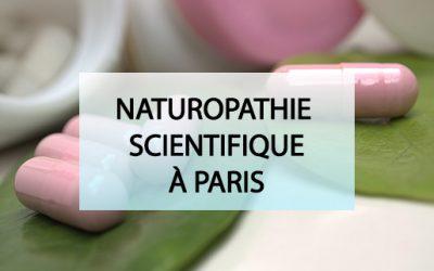 De la naturopathie scientifique à Paris