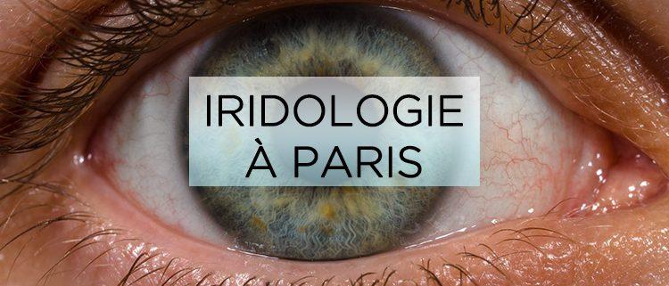 De l'iridologie à Paris